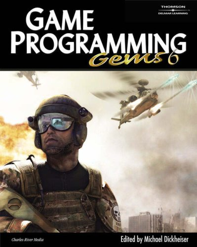 Game Programming Gems 6   2006 9781584504504 Front Cover