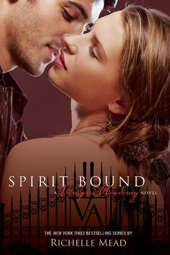 Spirit Bound  N/A edition cover