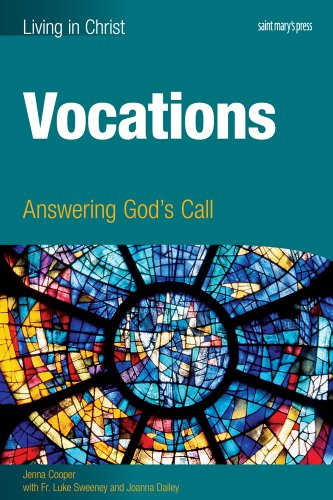 Vocations (student Book) Answering God's Call  2013 edition cover