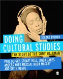 Doing Cultural Studies The Story of the Sony Walkman 2nd 2013 edition cover
