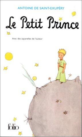 Le Petit Prince Avec les dessins de l'auteur  1999 edition cover