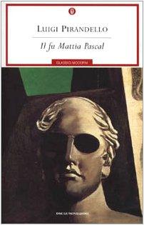 Fu Mattia Pascal  N/A edition cover