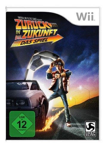 Zurück in die Zukunft - Das Spiel Nintendo Wii artwork