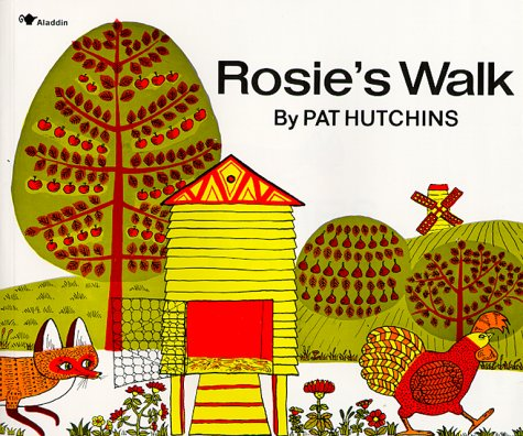 Rosie's Walk   1971 (Reprint) 9780020437505 Front Cover