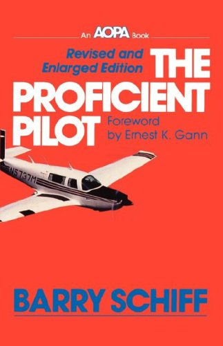 Proficient Pilot   1985 9780026071505 Front Cover