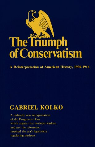 Triumph of Conservatism   1977 edition cover