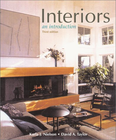 Interiors Text with Design 3rd 2002 (Revised) 9780072483505 Front Cover