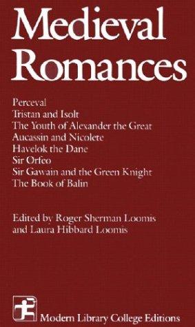 Medieval Romances   1988 9780075536505 Front Cover