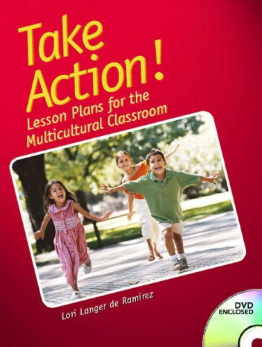 Take Action! Lesson Plans for the Multicultural Classroom   2009 edition cover