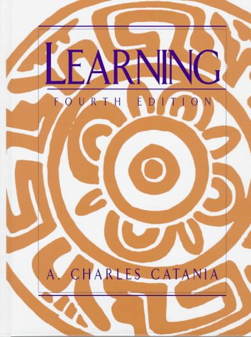 Learning  4th 1998 edition cover