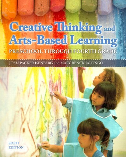 Creative Thinking and Arts-Based Learning  6th 2014 edition cover