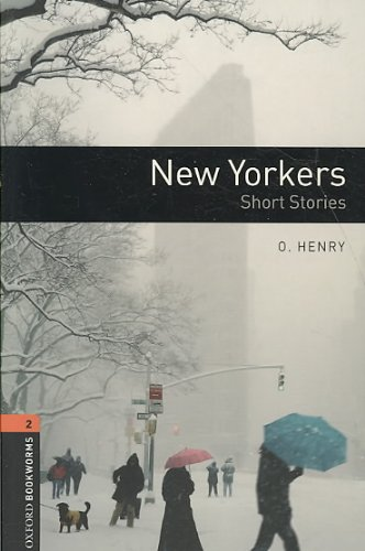New Yorkers, Level 2  N/A 9780194237505 Front Cover