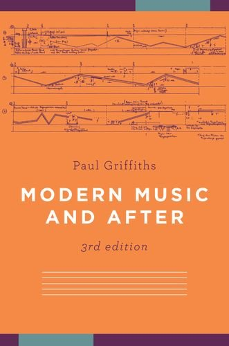 Modern Music and After  3rd 2010 edition cover