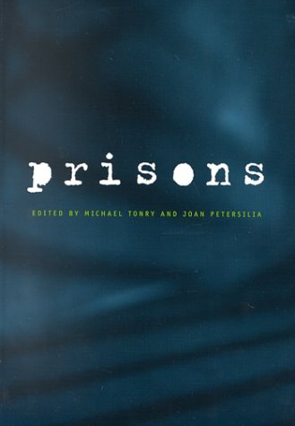 Prisons  N/A 9780226808505 Front Cover