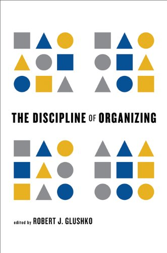 Discipline of Organizing   2013 edition cover