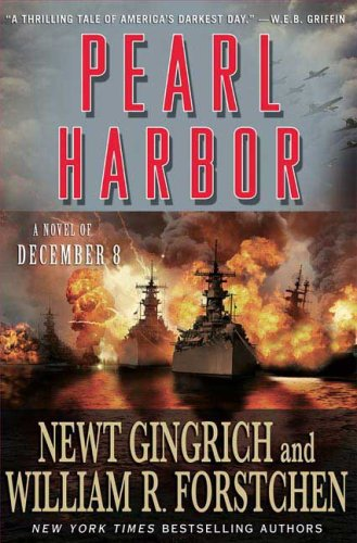 Pearl Harbor A Novel of December 8th  2007 edition cover