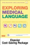 Medical Terminology Online for Exploring Medical Language (Access Code and Textbook Package)  9th edition cover