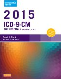2015 ICD-9-CM for Hospitals, Volumes 1, 2 and 3 Professional Edition   2014 edition cover