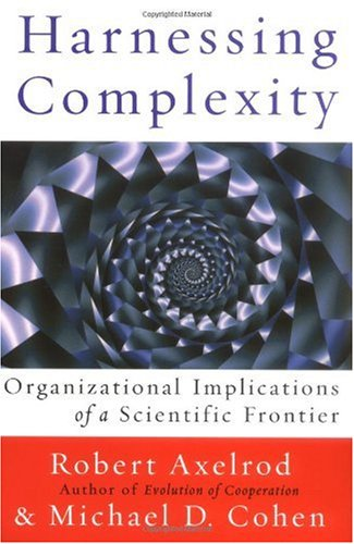 Harnessing Complexity   2001 edition cover