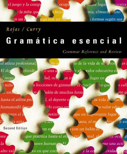 Gram�tica Esencial Text 2nd 2003 (Student Manual, Study Guide, etc.) edition cover