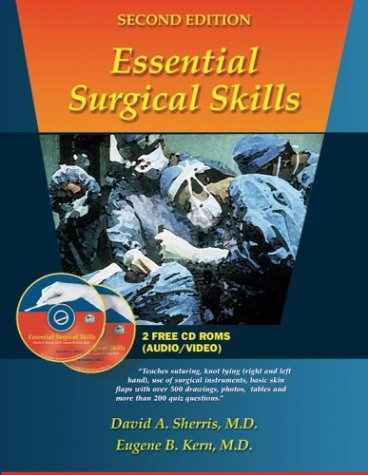 Essential Surgical Skills  2nd 2004 (Revised) edition cover