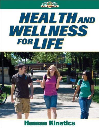Health and Wellness for Life   2009 edition cover
