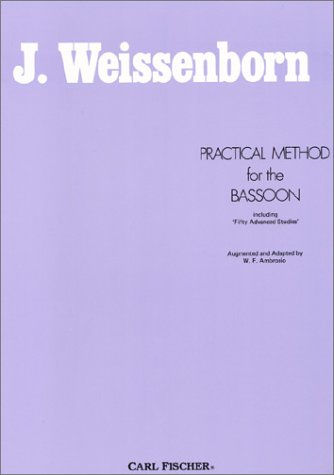 Practical Method for the Bassoon 1st edition cover