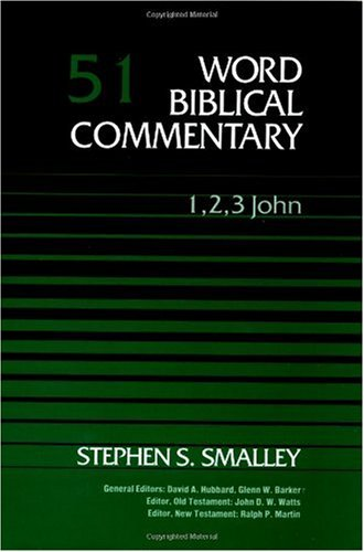 1,2,3 John   1984 edition cover