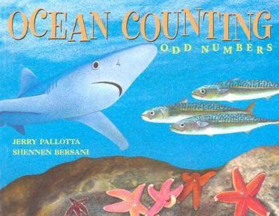 Ocean Counting Odd Numbers  2005 9780881061505 Front Cover