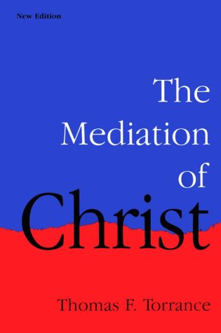 Mediation of Christ  N/A edition cover