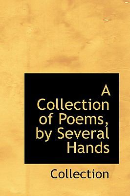 Collection of Poems, by Several Hands  2009 edition cover