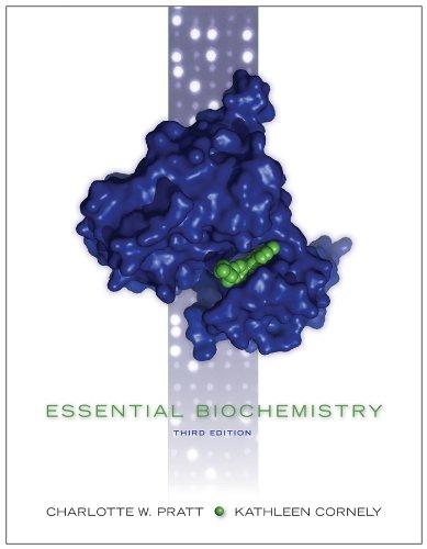 Essential Biochemistry  3rd 2013 edition cover