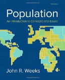 Population: An Introduction to Concepts and Issues  2015 9781305094505 Front Cover