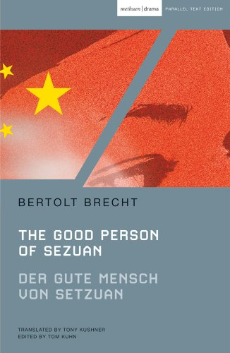 Good Person of Sezuan (Der Gute Mensch Von Sezuan)   2010 edition cover