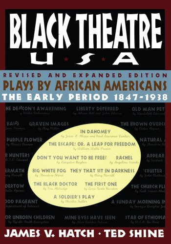 Black Theatre USA Revised and Expanded Edition, Vo Plays by African Americans from 1847 to Today N/A 9781451636505 Front Cover