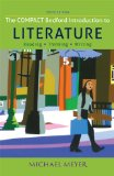 Compact Bedford Introduction to Literature: Reading, Thinking, and Writing  10th 2014 9781457650505 Front Cover