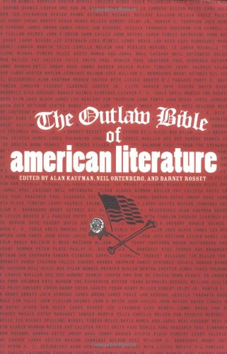 Outlaw Bible of American Literature   2004 edition cover