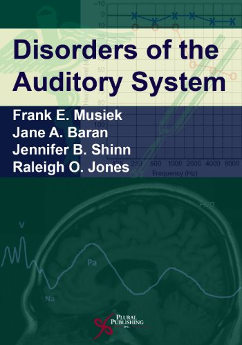 Disorders of the Auditory System   2012 edition cover