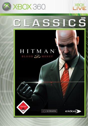 Hitman: Blood Money [Xbox Classics] Xbox 360 artwork