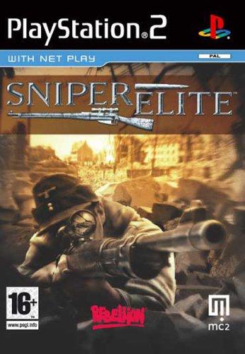 Sniper Elite (PS2) PlayStation2 artwork