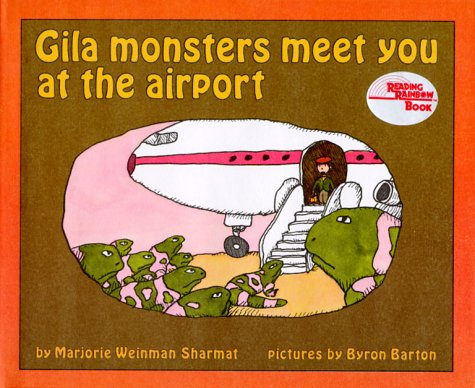 Gila Monsters Meet You at the Airport   1980 9780027824506 Front Cover