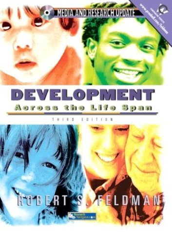 Development Across the Life Span, Media and Research Update  3rd 2005 9780131899506 Front Cover