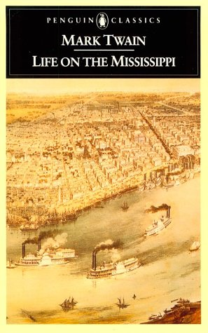 Life on the Mississippi   1984 edition cover