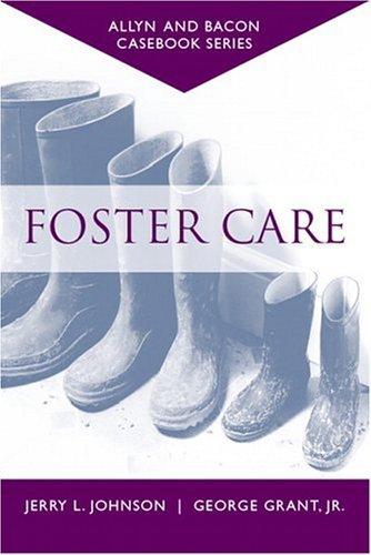 Casebook Foster Care (Allyn and Bacon Casebook Series)  2005 edition cover