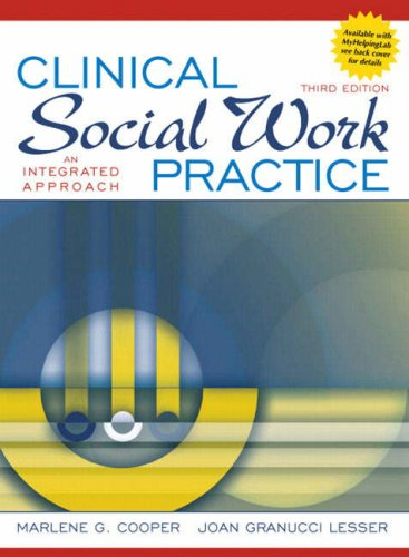 Clinical Social Work Practice An Integrated Approach 3rd 2008 edition cover