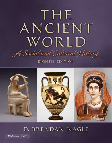 The Ancient World: A Social and Cultural History  2013 edition cover
