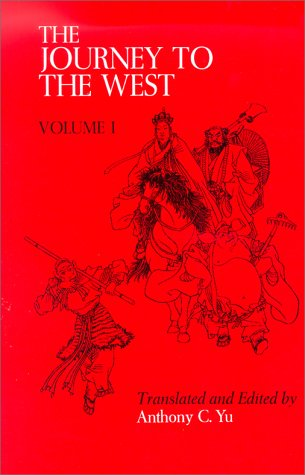 Journey to the West   2009 (Reprint) edition cover