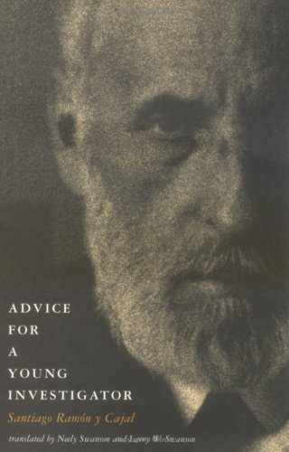 Advice for a Young Investigator   2004 edition cover