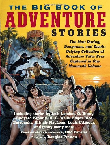 Big Book of Adventure Stories   2011 edition cover