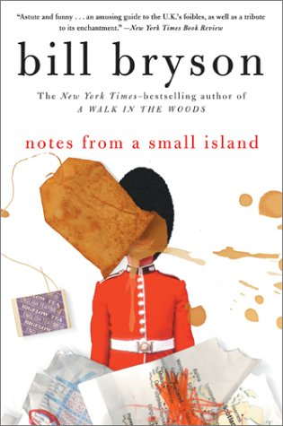 Notes from a Small Island   1995 (Reprint) edition cover